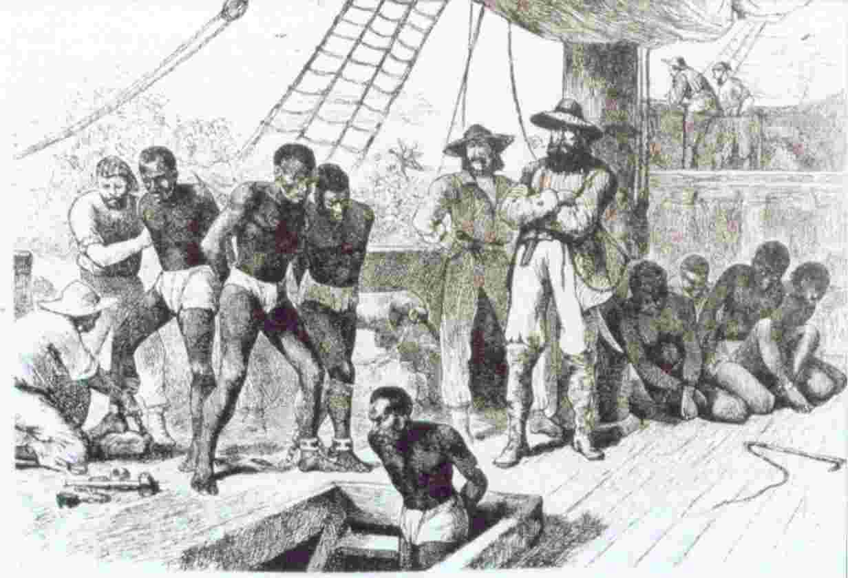 essay about atlantic slave trade The atlantic slave trade in africa was one of the most widespread forms of slave trade in the continent of africa as such, it had major implications on both the social, political and.