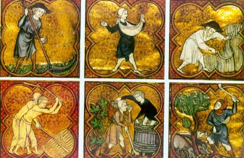 Miséricus - 51 matières - 19 Août 1461 Paysanstravailchamp