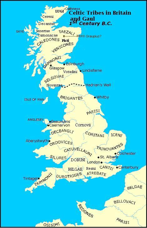 Carte Angleterre En Anglais.Les Celtes Et Les Invasions Anglo Saxonnes Et Viking 700ac